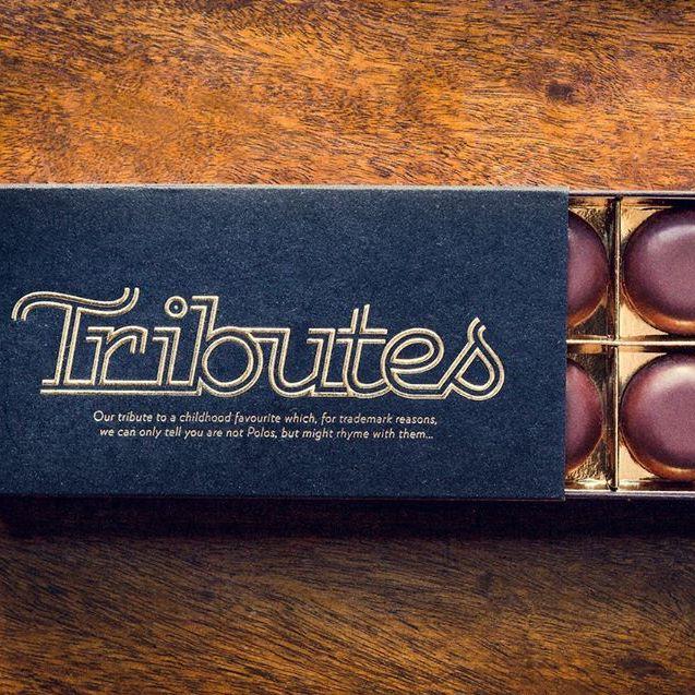 Hawksmoor christmas chocolates