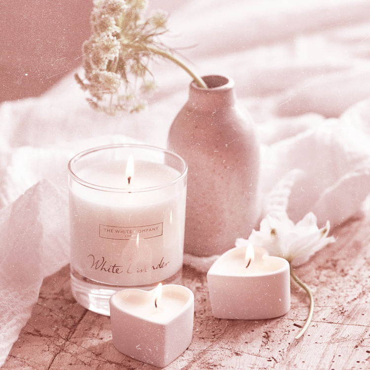 The White Company candles