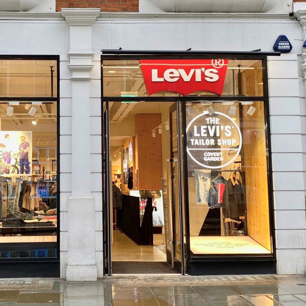 Levi's Covent Garden