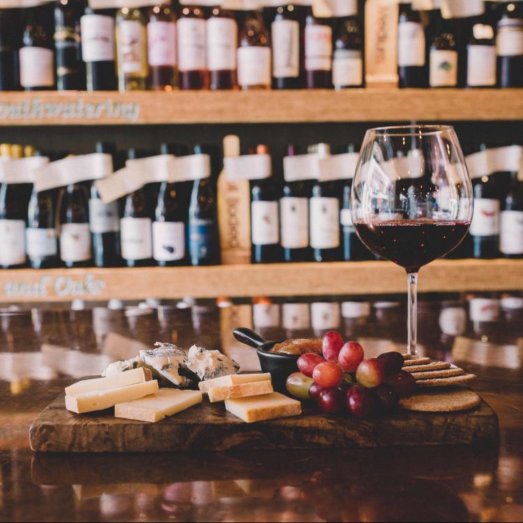 dalla terra wine bar