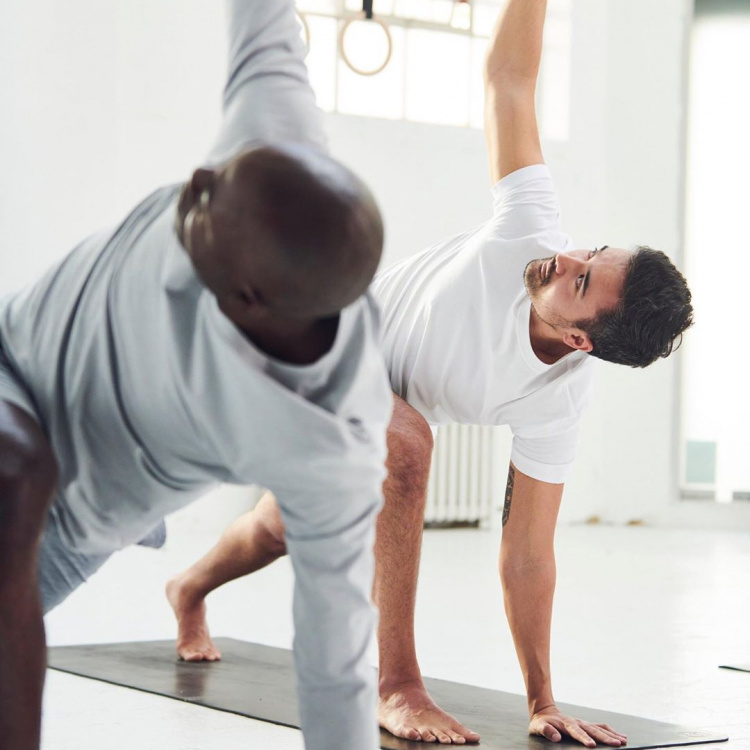yoga clothes at Lululemon