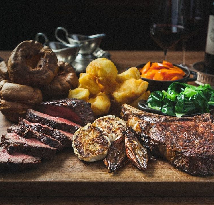 Sunday Lunch at Hawksmoor Covent Garden