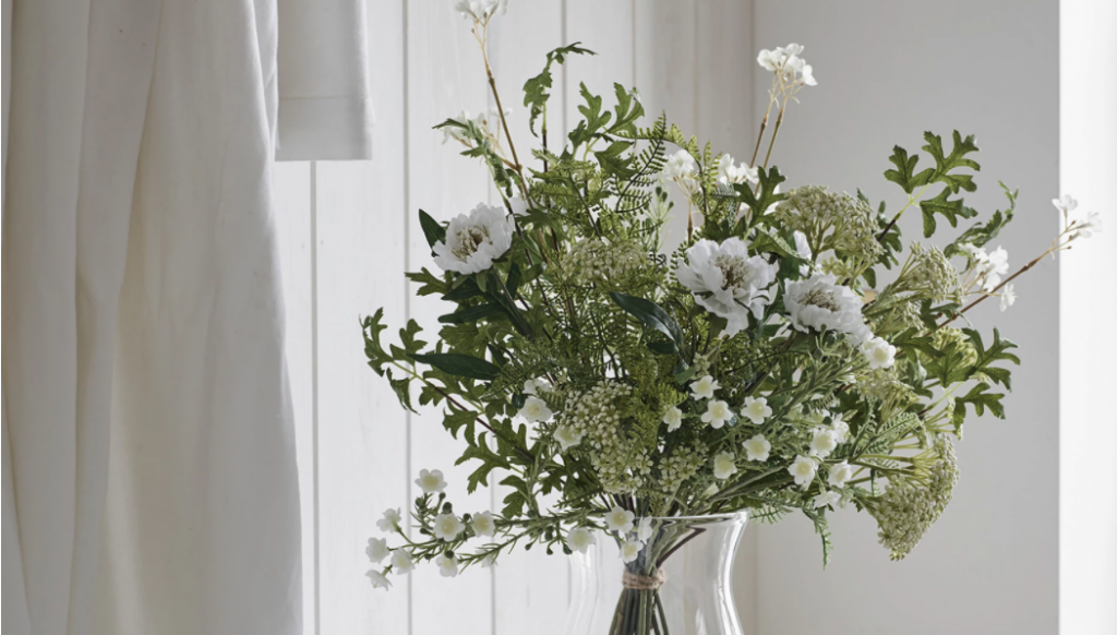 The White company wild flowers
