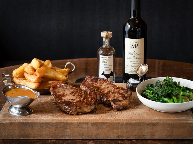 Hawksmoor at home steak kit